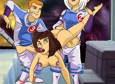 Would hentai galactik football pussy. Would