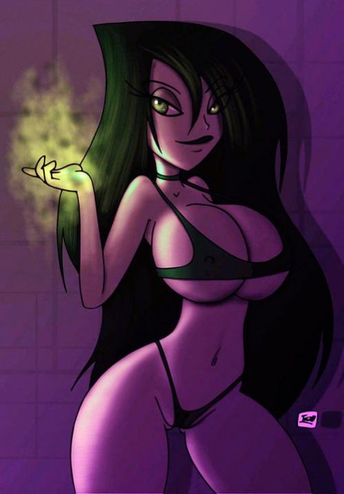 Cartoon Sex Free. Aching kim possible babe dreams for this awesome black ...